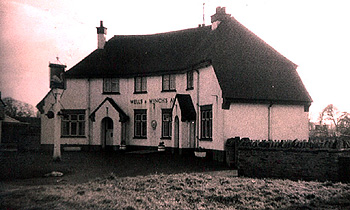 The Swan in 1965 [X351-9]